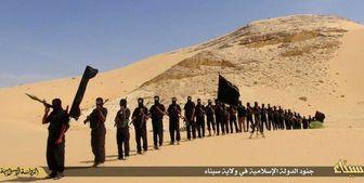 داعش مسئولیت حمله تروریستی به ارتش مصر را بر عهده گرفت