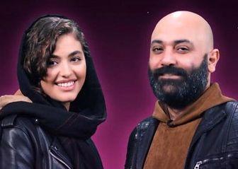 عاشقانه جدید زوج جنجالی سینمای ایران/ عکس
