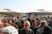 مشکل تردد روز گذشته زائران  در مرز مهران برطرف شده است