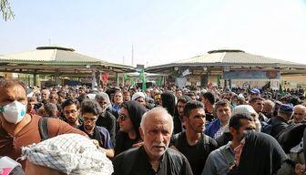 پذیرایی از زائران اربعین در ایران/ عکس