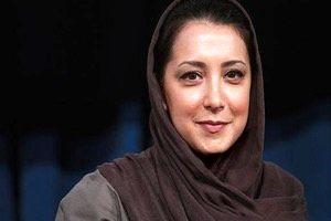 بازیگر زن ایرانی و مادر جوان آمریکاییاش/عکس