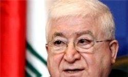 ایران از آغاز بحران عراق در کنار ما بوده است