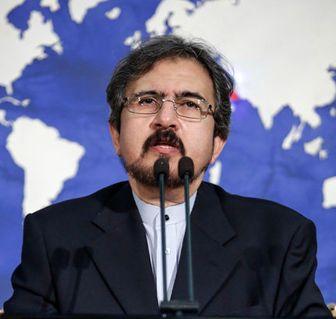 قاسمی: اخراج دو دیپلمات ایرانی از هلند را نه تایید و نه تکذیب میکنم