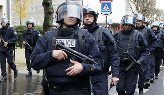 آماده باش پلیس فرانسه
