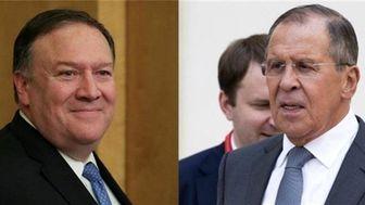 روسیه احتمال دیدار لاوروف و پامپئو را رد نمیکند