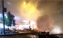 صدای انفجار شدید در «تل آویو»