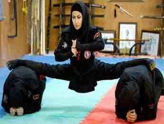 شکایت دختران نینجای ایران از رویترز
