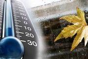 آخرین وضعیت آب  و هوای کشور در ۲۵ آذر/ بارش برف و باران در برخی استان ها
