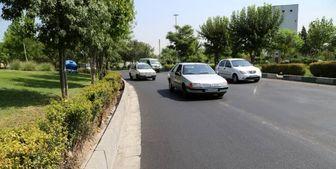 تعریض شدن پل بسیج خبری خوش برای شهروندان تهرانی