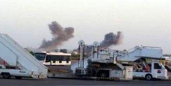گزارش حمله موشکی به یکی از فرودگاههای طرابلس لیبی