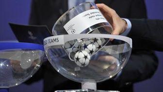 نتیجه قرعه کشی مرحله مقدماتی لیگ قهرمانان