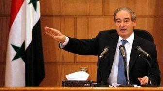 آغوش باز دمشق برای کشورهای عربی