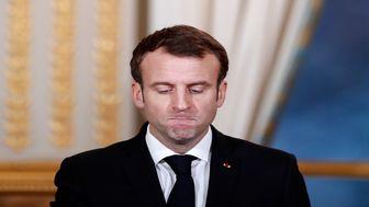 اعتراف ماکرون درباره مداخله نظامی فرانسه در لیبی