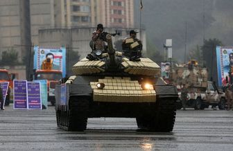 تانک اصلی میدان نبرد ایران را بشناسید+تصاویر