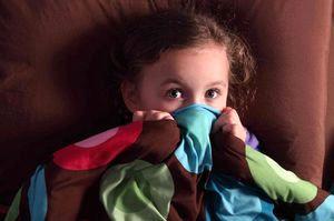 ۶ درصد کودکان گرفتار وحشت شبانه خواب هستند