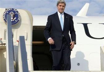 سفر کری به پاریس برای بررسی تحولات عراق
