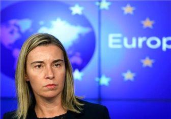 امیدواری اتحادیه اروپا برای توافق هستهای با ایران