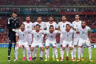 حاشیه های رفتن بازیکنان تیم ملی به دبی+عکس