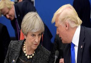 """انگلیس منتظر فرمان """"ترامپ"""" برای حمله به سوریه"""