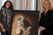 تاکید سهی عرفات بر حفظ وحدت فلسطین