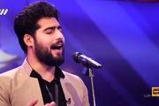 اجرای محمد پرویزی خواننده کرد در مرحله دوم عصر جدید+فیلم