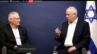 پاسخ عجیب گانتز به سوال درباره انفجار در کشتی تجاری ایران
