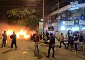 دستکم ۲ کشته در انفجار بمب در شمال بغداد