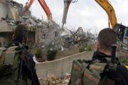 تخریب بیش از دو هزار خانه در فلسطین