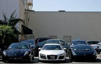 خانه و خودروهای لاکچری قاچاقچیان موادمخدر چه میشود؟