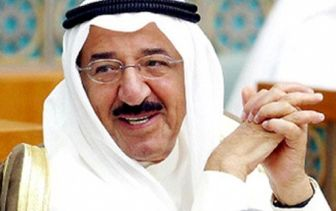 امیر کویت جویای اوضاع اردن شد