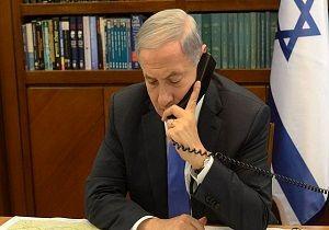 گفتگوی نتانیاهو با مرکل و مکرون درباره ایران