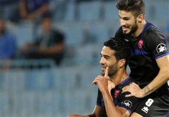 شجاعی نامزد عنوان بهترین بازیکن لیگ یونان