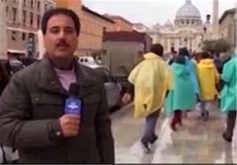 عذرخواهی پلیس ایتالیا از خبرنگار صدا و سیما