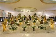 کالسکه و بالن سواری عروس و داماد در عروسی های لاکچری