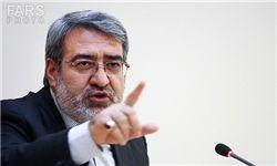 دستور وزیر کشور برای برخورد با عاملین حادثه شیراز