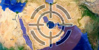 از دریای عربی تا مدیترانه در تیررس سپاه