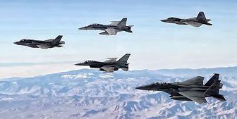 حمله هوایی مجدد آمریکا به جنوب غربی لیبی