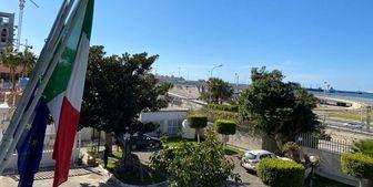 اصابت خمپاره به نزدیک سفارت ترکیه و ایتالیا در لیبی