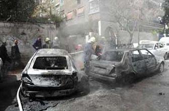 حملات خونین به دانشگاه دمشق