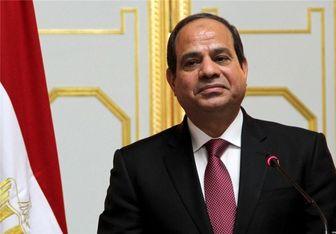 حضور السیسی در انتخابات مصر