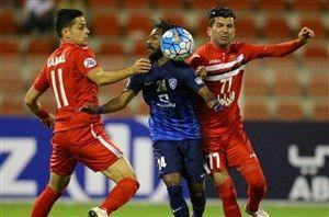 واکنش فیفا به بازی امروز پرسپولیس و الوحده امارات