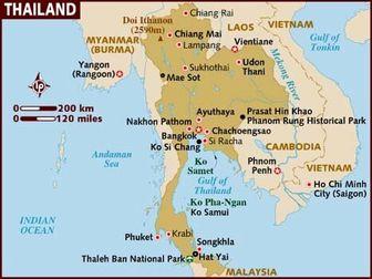 تایلند پایتخت خود را تغییر میدهد