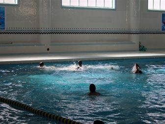 استخر شنای امید قاین به روی مردم گشوده شد+تصاویر