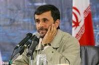 شوخی احمدی نژاد با آدمهای زیادی