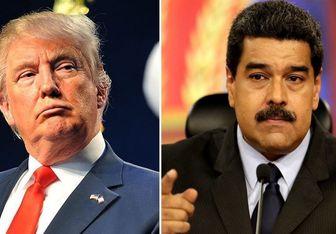 """مادورو: ترامپ """"هیتلر جدید"""" است"""