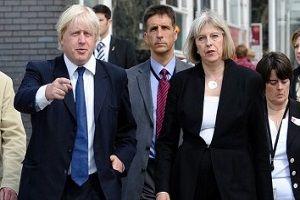 حمایت ترزا می از توافق جانسون با اتحادیه اروپا