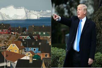 ترامپ سفر دانمارک را لغو کرد