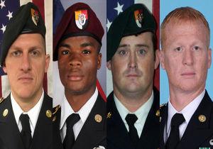 تروریست ها چگونه سربازان آمریکایی را کشتند؟
