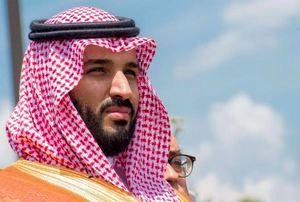 سوغاتی که بازیگر هالیوودی برای ولیعهد عربستان می برد