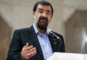 رضایی: فعالیت جبهه مقاومت تا اخراج آمریکا از منطقه ادامه دارد